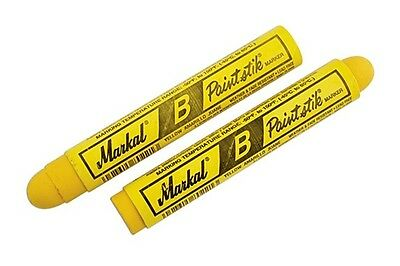 Yellow Tyre Marker Pens - Box Qty 12 Connect 35100 Genuine Top Quality New