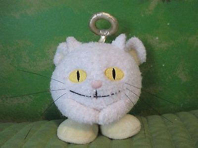 Rare Neopets White Angel Puss Cat Plush Stuffed Animal Angelpuss