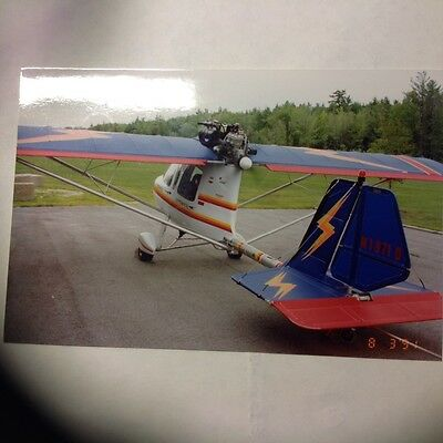1990 Panther II plus home built airplane experimental