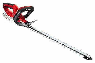 Einhell GE-CH 1846 solo Power X-Change 18V Lithium Cordless Hedge Trimmer with