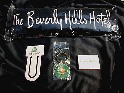 Beverly Hills Hotel Memorabilia Collection From Beverly Hills Ca California
