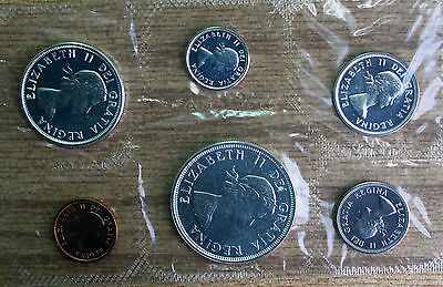 1964 Canada Proof Like Canadan Silver 6 Coin RCM PL Set #R
