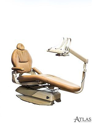 Pelton & Crane SP Dental Exam Chair w/ Delivery System & Ultraleather Upholstery