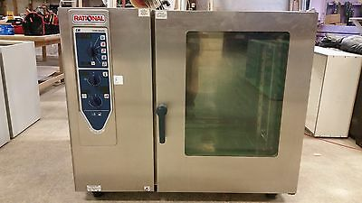 Commercial Oven - Rational Brand Model CM 102 - Combi-Dampfer Steam Oven
