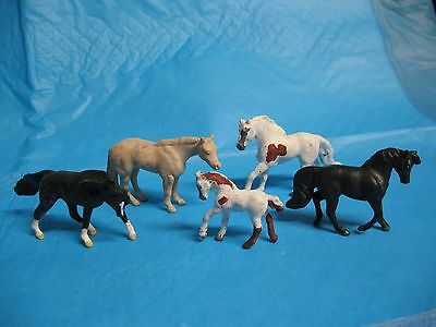 Horse Lot #8 of 5 Breyer MINI WHINNIES tiny horses for Custom Free Shipping NR