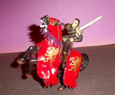 2004 Papo Rubber Mounted Figure