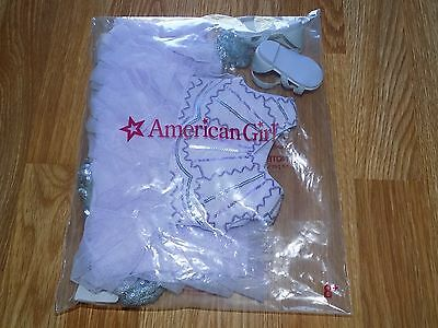 NEW! American Girl Doll 2015 Store Exclusive Frosted Violet Gown Outfit / Set!
