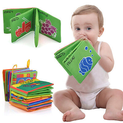 Hot Intelligence development Educational Toy English Cognize Book For Kids Baby