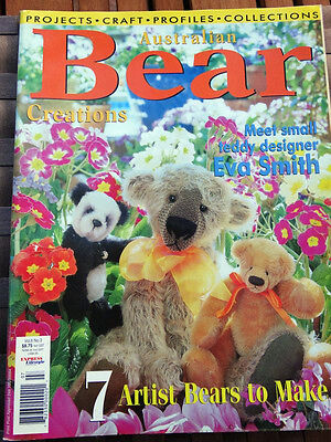 Bear Creations Magazine Vol 6 No 3