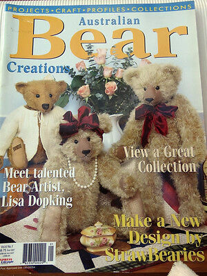 Bear Creations Magazine Vol 6 No 1