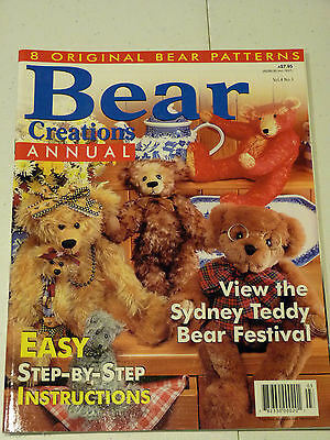 Bear Creations Magazine Vol 4 No 3