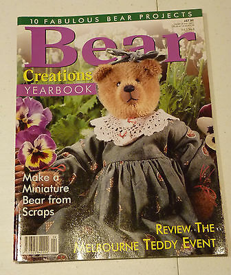 Bear Creations Magazine Vol 3 No 4