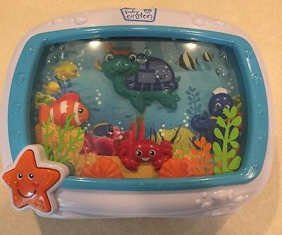 Baby Einstein Sea Dreams Soother Crib Toy Music Sleeper