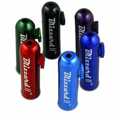 High Grade Top Quality Snorter Sniffer Snuff Powder Bullet Dispenser Blizzard 2