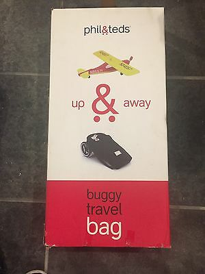 Phil & Teds Vibe Buggy Travel Bag New RRP $100