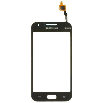 Digitizer for Samsung J100 Galaxy J1 Duos Black OEM Front Glass Touch Screen