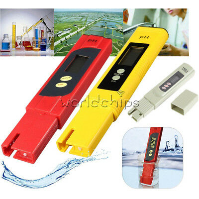 TDS LCD/PH Meter Tester Lab/PH Test paper for Aquarium Pool Hydroponic Digital