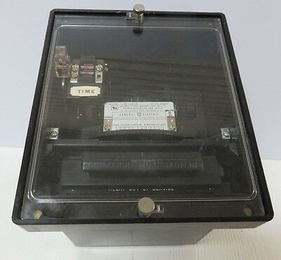 General Electric 12 Ifc 53A2A Long Time Overcurrent Relay