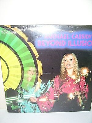 Michael Cassidy Beyond Illusion Vinyl 78 Record Mint Sealed in Plastic