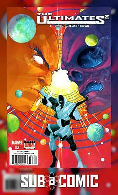 Ultimates 2 #3 (Marvel 2017 1St Print) Comic