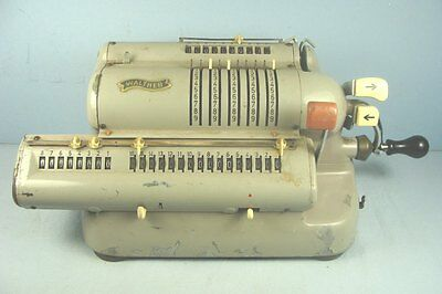 Comptrometer-Walther- Mid 1900's