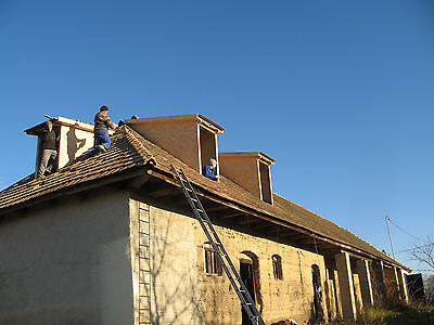 Hungary Farmhouse with Large Garage and 3.5 Acres
