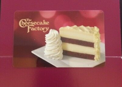 $50 The Cheese Cake Factory Gift Card