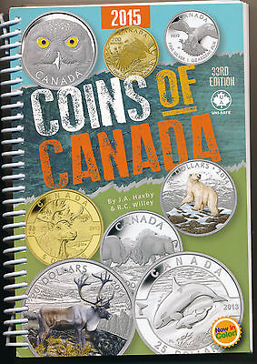 Haxby Coins of Canada 2015