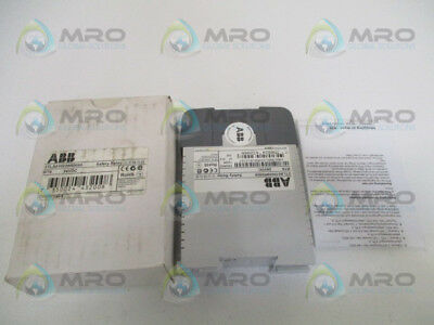 Abb Rt9 2Tla010029R0000 Safety Relay 24Vdc *new In Box*