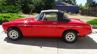 1966 Datsun Other  1966 Datsun 1600 Fair Lady