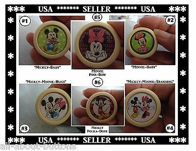Minnie Mouse Dresser Knobs Mickey Mouse Dresser Knobs DISNEY Dresser Pull Knobs