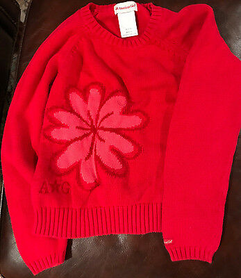 American Girl Red Sweater - Size M 10/12