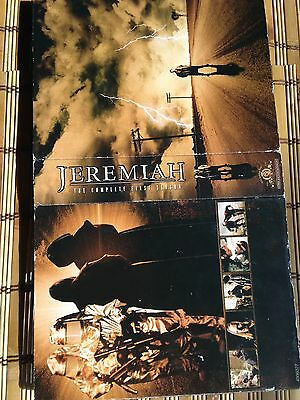 Jeremiah - The Complete First Season (DVD, 2009, 6-Disc Set)