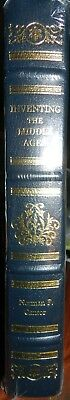 Inventing the Middle Ages Norman F. Cantor Gryphon Legal Classics Leather! New!