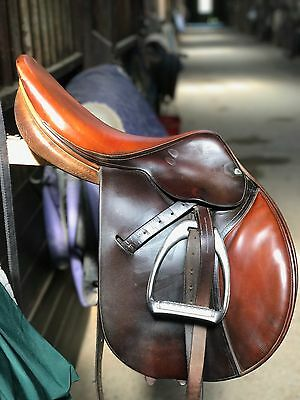 "17"" Used Butet Saddle"