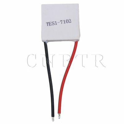 TES1-7102 8V 2A Thermoelectric Peltier Cooler Cooling Plate Module