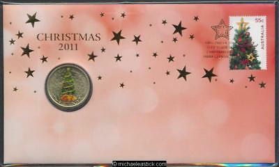 2011 Christmas Tree Numismatic Cover