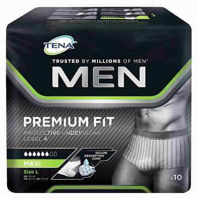 TENA Men Premium Fit Level 4 Gr. L (10 Stk)