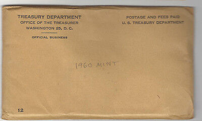 1960 Mint Set SEALED - FREE DELIVERY IN THE U. S. A.