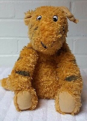 Classic Pooh Tigger Musical Hanging Baby Pull Toy Disney Stuffed Plush     (A27)