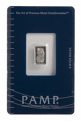 1 Gram Platinum Pamp Bar