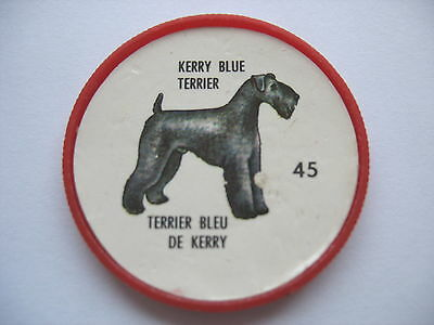 Dog Coin    -   Kerry Blue Terrier