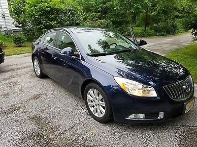 2012 Buick Regal  2012 BUICK REGAL W/EASSIST, GM Certified, 42K miles, excellent condition!