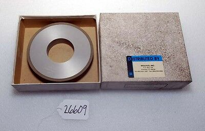 Wolfco Grinding Wheel Shape 1A1 Inv. 26609