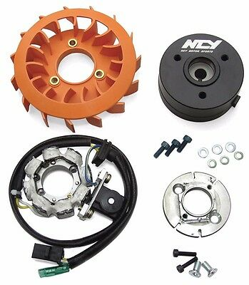 Ncy Racing Performance Alternator Kit; Qmb139, Tao Tao, Icebear, Jonway