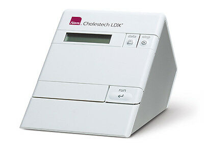 New Alere Cholestech LDX Analyzer Testing System Cholesterol Diabetes Health.