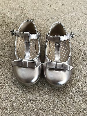 Baby Girls Mothercare Shoes Size 5