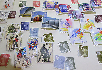 JERSEY ,IOM MINT STAMPS (UNUSED with GUM) for use as Postage - 25% Cheaper