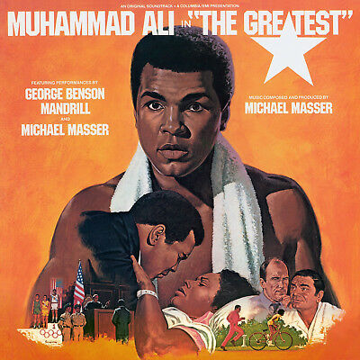 Muhammad Ali In The Greatest: Original Motion Picture Soundtrack, New Music