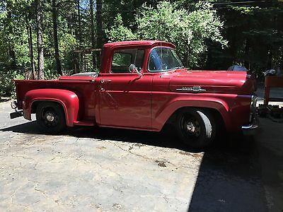 1959 Ford F-100  ford f-100